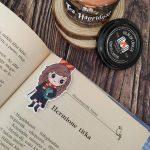 Hermione - mágneses könyvjelző