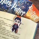 Harry - mágneses könyvjelző