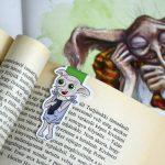 Dobby - mágneses könyvjelző