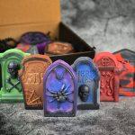 """""""Spooky Graveyard"""" illatviasz szett"""
