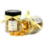 Millionaire - parfümszívek (illatviasz selyemporral)
